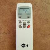 telecomanda aer conditionat AUX si VORTEX ,stare exceptionala, utilizata..