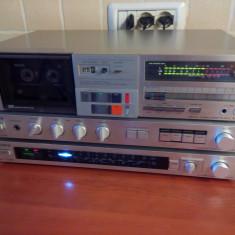 Linie audio Sony model 1980, deck TC-FX5, amplificator TA-AX2, tuner ST-JX2L - Combina audio Sony, Separate, 0-40 W