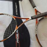 Racheta tenis de camp Technopro Problade ca noi cu husa 2 buc.