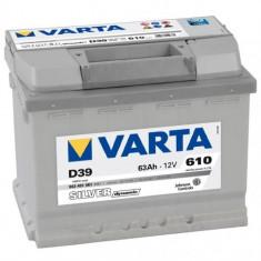 Varta ACUMULATOR 12V SILVER DYNAMIC D39 63Ah 610A 1-1 B13 563 401 061 316 2 - Baterie auto