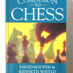 """THE OXFORD COMPANION TO CHESS"", Ed. II, David Hooper, Kenneth Whyld, 1996. Sah, Alta editura"