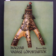 Cornuri de praf de pusca vanatoresti din Ungaria, 132 pagini