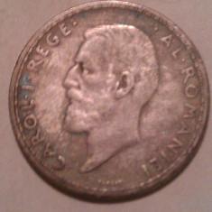 MONEDA 1 LEU 1910 - Moneda Romania