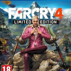 Far Cry 4 Limited Edition Ps4 - Jocuri PS4, Actiune, 18+