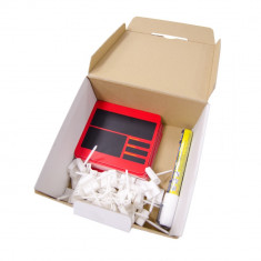 Kit tablita si marker pentru pret vitrina - Tabla de conferinta