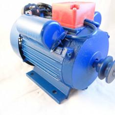 Motor Monofazat 1.5 KW 1500 rpm - NOU - Livrare Gratuita - Garantie 12 luni - Motor electric
