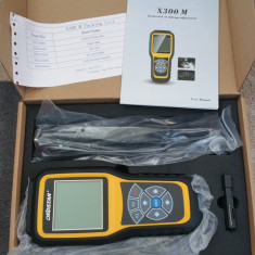 OBDSTAR X300 M - aparat modificare / ajustare KM prin OBDII , update ONLINE !