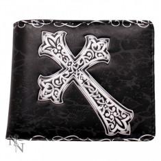 Portofel bărbați Cruce celtică