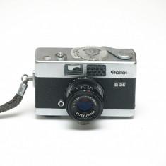 Rollei B35 - Aparat Foto cu Film Rollei