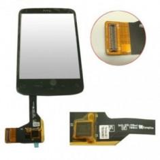 Geam cu touchscreen HTC Wildfire Original Negru - Touchscreen telefon mobil