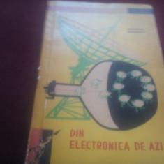EDMOND NICOLAU - DIN ELECTRONICA DE AZI - Carti Electronica