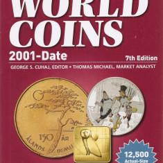 Catalog Standard World Coins 2001-prezent, 7th Edition(2012) 912 pagini, 1.6 kg