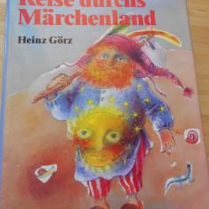HEINZ GORZ--CARTE PENTRU COPII - Carte de povesti