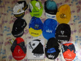 Sepci si bandane ciclism specialized bmc sky cannondale tinkoff scott etc