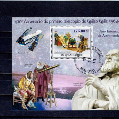 Mozambique - Galileo Galilei, An: 2009, Astronomie, Africa
