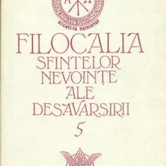 Filocalia - vol.5 - Carti ortodoxe