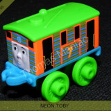 Fisher Price - Thomas and Friends Minis - trenulet jucarie NEON TOBY