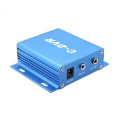 Mini DVR auto cu inregistrare video/audio pe SD Card