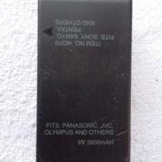 ACUMULATOR PENTRU CAMERA VIDEO ,MODEL HAMA CP-379 NI-M