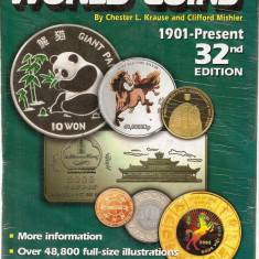 Catalog Standard World Coins 1901 - 2003, 32nd Edition (2005) 2288 pag, 2.5 kg