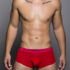 Andrew Christian boxeri barbati - Chiloti barbati, Marime: XS, Culoare: Rosu