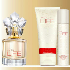 Set Avon Life pt EA - Set parfum Kenzo