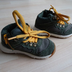Papuci Zara Baby, Baieti, Marimea 22 - Adidasi copii Zara, Culoare: Din imagine