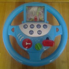 Jucarie volan simulator sofat pentru copii 27 cm