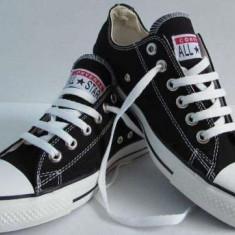 Tenişi CONVERSE All STAR negri - Tenisi dama Converse, Culoare: Negru, Marime: 36, 37, 38, 39, 40, 41, 42, 43, 44