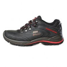 Pantofi barbatesti Grisport, sunt impermeabili (GR11103D80T) - Ghete barbati Grisport, Marime: 41, 44, 46, 47, Culoare: Negru