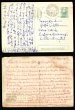 1971-1972 Lot 2 carti postale catre Gheorghe Cristescu, primul secretar al PCR