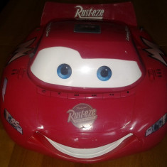 Disney Pixar Cars 2, CD Player Boombox Radio