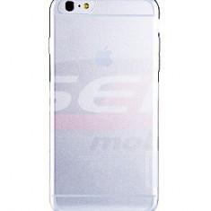 Capac baterie + mijloc + suport sim iPhone 6 plus WHITE original