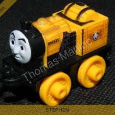 Fisher Price - Thomas and Friends Minis - trenulet jucarie STEPHEN, Metal, Unisex