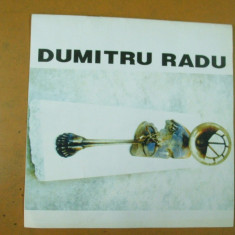 Dumitru Radu sculptura bronz marmura expozitie Simeza 1999 Bucuresti