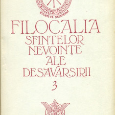 Filocalia - vol.3 - Carti ortodoxe