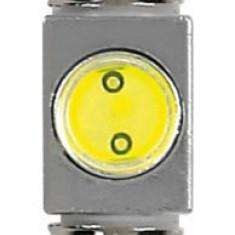 BEC AUTO LED SMD - 1 SMD- CANBUS SOFIT FESTOON C5W 31 mm FARA EROARE NUMAR ALB - Led auto SunTop, Universal