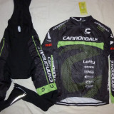 Echipament ciclism complet iarna toamna Cannondale factory racing 2017 set