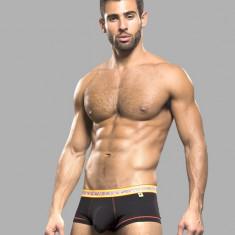 Andrew Christian boxeri barbati - Chiloti barbati, Marime: XS, Culoare: Negru