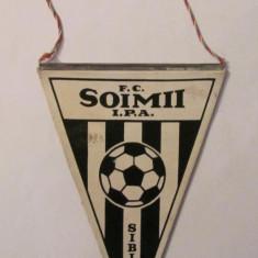 PVM - Fanion fotbal FC SOIMII IPA SIBIU