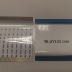Conector LVDS 69.31T03.009 Recuperat Din KDL-37V4500 Model Ecran T370XW02 V.C