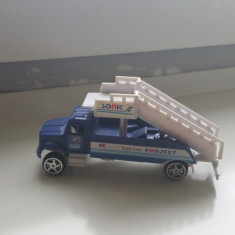 Camion plastic cu scara - Masinuta