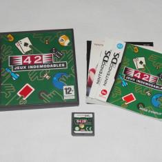 Joc consola Nintendo DS - 42 All Time Classics - complet carcasa si manual - Jocuri Nintendo DS Altele, Actiune, Toate varstele, Single player
