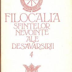 Filocalia - vol.4 - Carti ortodoxe