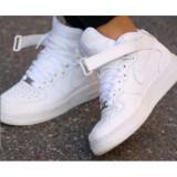 GHETE NIKE air force one model nou 2016 - Ghete dama Nike, Culoare: Din imagine, Marime: 36, 37, 38, 39, 40, Textil