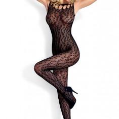 BS197-1 Lenjerie sexy tip bodystocking cu model - Lenjerie sexy dama, Marime: S/M