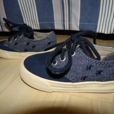 Papuci Zara Baby, Baieti, Marimea 20 - Papuci copii Zara, Culoare: Din imagine