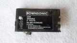 ACUMULATOR  CAMERA VIDEO  MODEL ROWNSONIC C 20