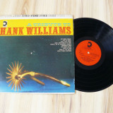 Vinil album A Tribute To Hank Williams