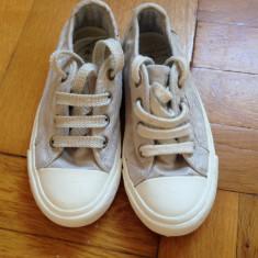 Pantofi sport ZARA girls masura 29 - Tenisi copii Zara, Culoare: Gri, Fete